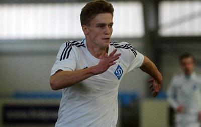 Сын Гусина вернулся в Динамо