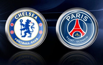 Челси - ПСЖ 1:1 Онлайн трансляция матча 1/8 финала Лиги чемпионов