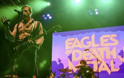 Eagles of Death Metal повернулися на паризьку сцену після атак у листопаді