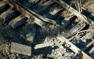 У ДНР заявили про підрив потяга в Ясинуватій