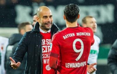 Гвардіола не буде переманювати гравців Баварії для Манчестер Сіті