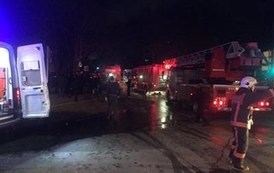 Взрыв в центре Анкары: погибли пять человек