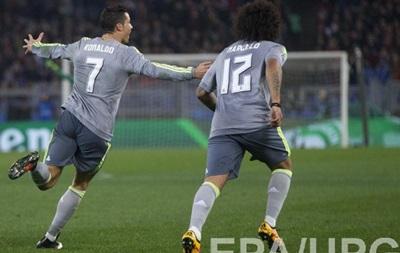 Реал обыгрывает Рому и приносит первую победу Зидану в Лиге чемпионов
