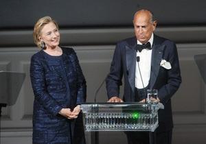 CFDA Fashion Awards 2013: Хиллари Клинтон вручила модную премию - дизайнеры - модный Оскар