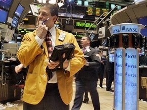Фондовый рынок США открылся на самом низком за 10 лет уровне
