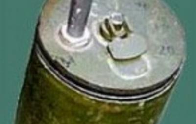 На Волыни нашли мину российского производства
