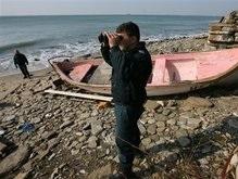 Спасены два моряка с затонувшего судна Толстой