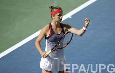 Свитолина пробилась в полуфинал турнира в Дубае