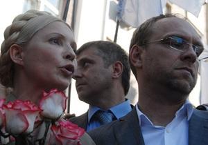 Суд объявил перерыв на полтора часа в рассмотрении дела Тимошенко