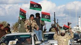 Amnesty: боевики угрожают стабильности Ливии