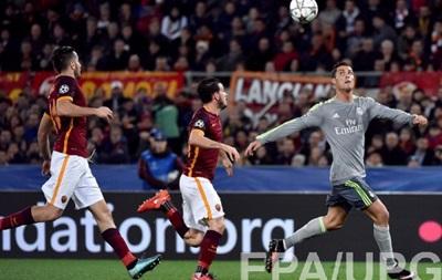 Болельщики признали Роналду лучшим игроком недели
