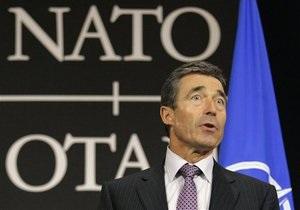 Расмуссен ответил на вопрос, когда Грузия станет членом НАТО: Членство в Альянсе - это не подарок
