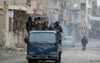 ЄС вимагає створити зони безпеки в Сирії