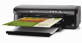 Новый широкоформатный принтер HP Officejet 7000