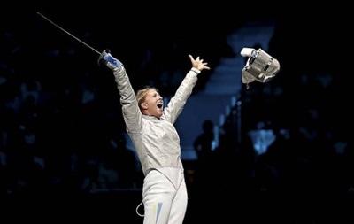 Фехтування: Ольга Харлан стала переможницею етапу Кубка світу