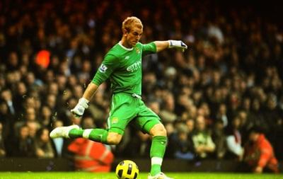 Харт: Хочу как можно дольше задержаться в Манчестер Сити