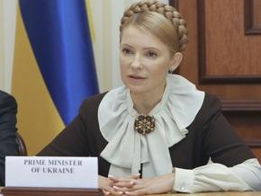 Тимошенко подписала заявление в адрес МВФ и передала его Ющенко