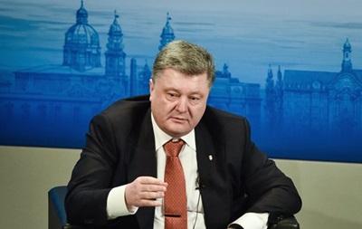 Порошенко назвал протесты на Майдане провокацией