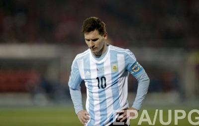 Тренер збірної Аргентини: На Мессі тисне відсутність титулів у збірній