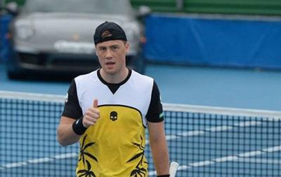 Украинец Марченко успешно стартовал на турнире в Акапулько