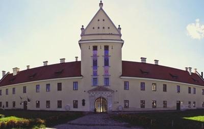 На Львовщине горел старинный замок