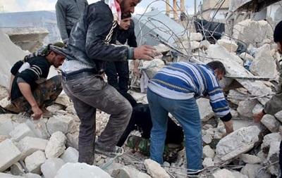 За пять лет в Сирии погибли 370 тысяч человек – правозащитники