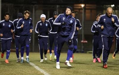 Динамо сегодня сыграет против Манчестер Сити в Лиге чемпионов