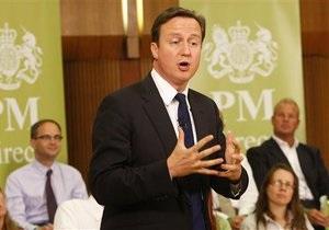 Премьер-министр Британии заявил о провале политики мультикультурного общества