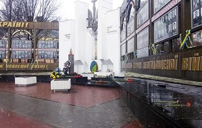 У Хмельницькому осквернили меморіал Героїв Небесної сотні