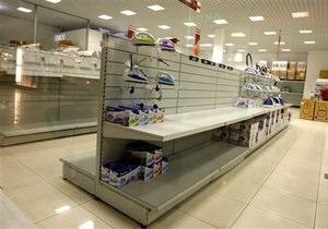 Инфляция в Беларуси с начала года составила более 25%