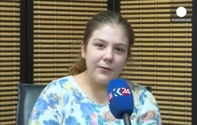 Юна шведка розповіла, як втекла в ІДІЛ з хлопцем