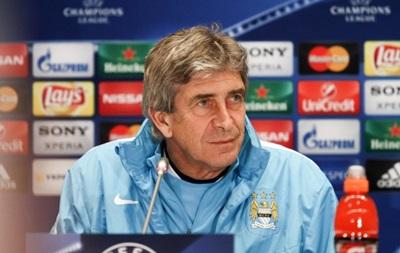 Тренер Манчестер Сіті: У матчі-відповіді нам доведеться непросто