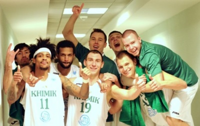 Кубок Європи FIBA: Хімік зрівнює рахунок у серії з Енергією