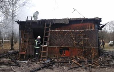 Три ребенка погибли при пожаре в Ровенской области