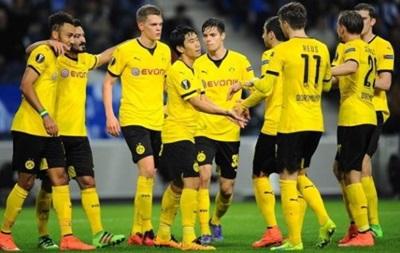 Ліга Європи: Перемоги Боруссії, МЮ, поразка Севільї