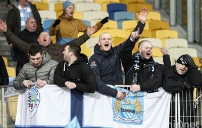 УЄФА відкриє справу проти Ман Сіті за поведінку їхніх фанатів - Daily Mail
