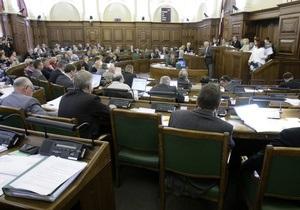 Латвийским депутатам прочтут лекцию о русском мате