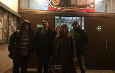 Задержанных сотрудников  Открытой России  Ходорковского отпустили