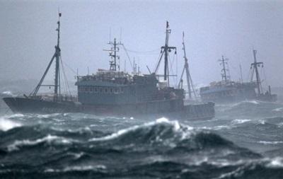 В Желтом море столкнулись два судна, пропали 10 человек