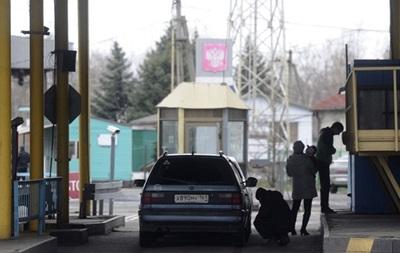 ФСБ: Случаи нарушения границы Крыма участились
