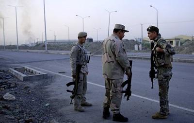 В Афганістані знищили більш як 70 бойовиків Талібану