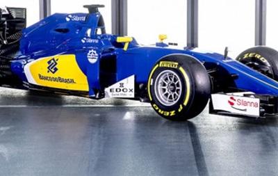 Sauber представив свій болід на сезон 2016