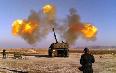 Туреччина обстріляла ІДІЛ в Сирії з гаубиць - ЗМІ