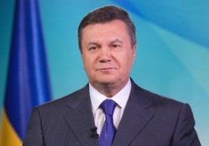 Януковича поздравили с Днем Независимости Обама, Лукашенко и Елизавета II
