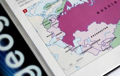 Оксфордское издательство  вернуло  Крым Украине