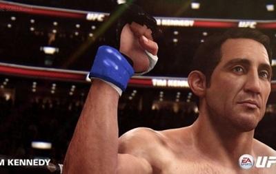 Бійці UFC розкритикували свої комп ютерні копії в грі від EA Sports