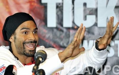 Хей: Не хочу, щоб Кличко і Льюїс на Олімпіаді били діточок