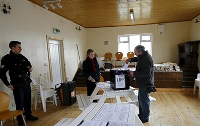 Лейбористи зазнали в Ірландії нищівної поразки