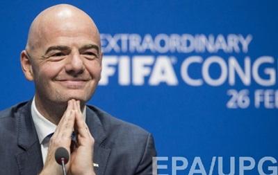 Новий президент ФІФА готовий протестувати відеоповтори