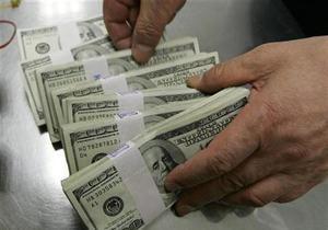 Дефицит американского бюджета в ноябре превысил $120 млрд